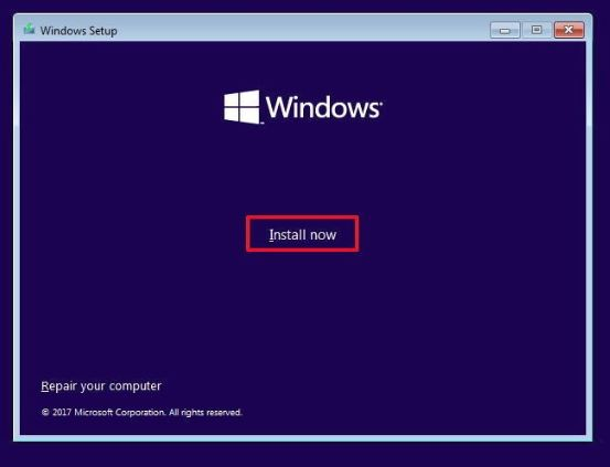 windows 10 step by step